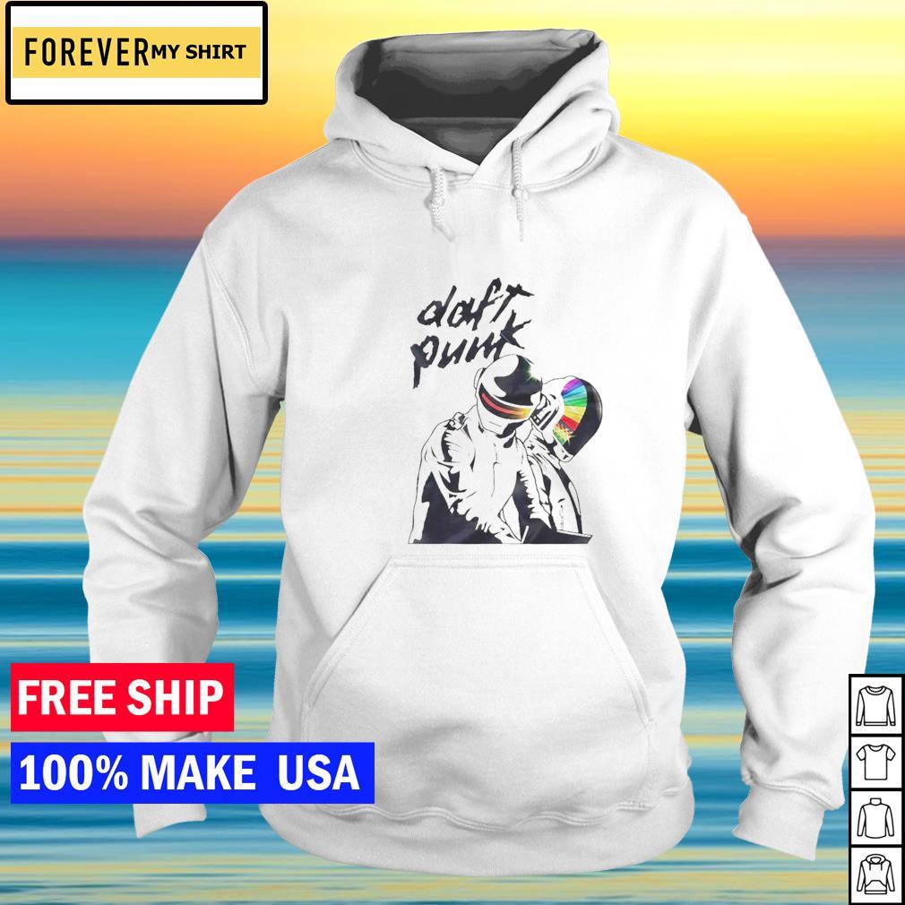 Daft Punk 2021 s hoodie
