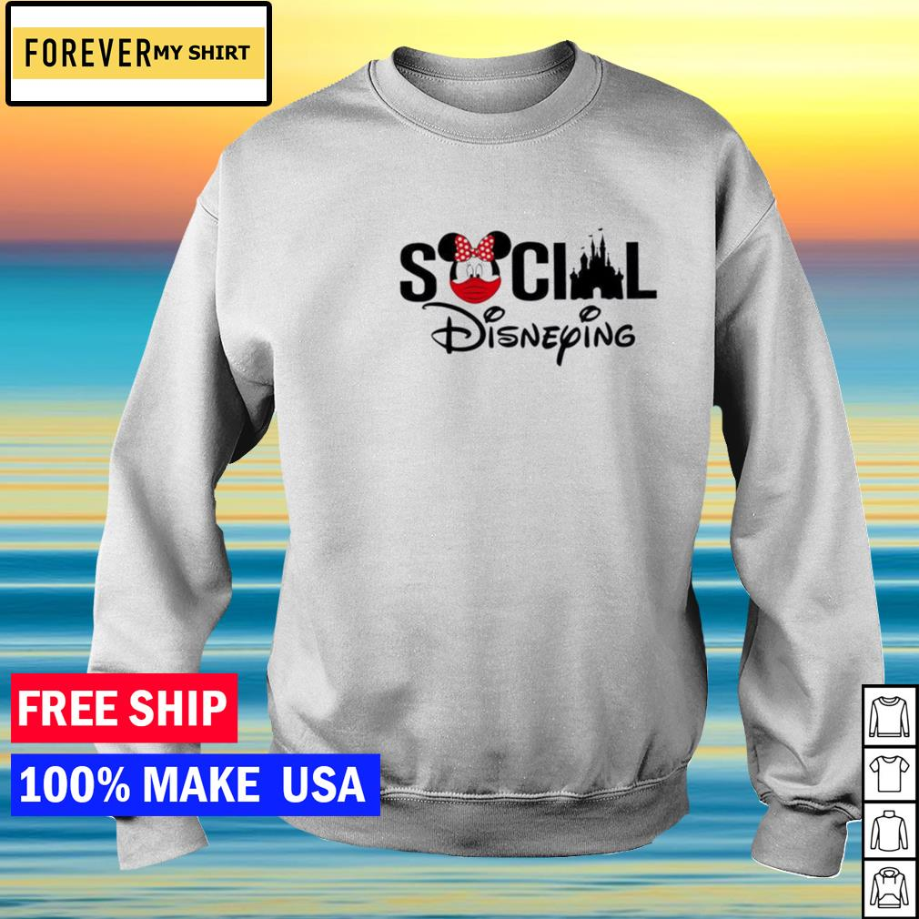 Disney social disneying s sweater