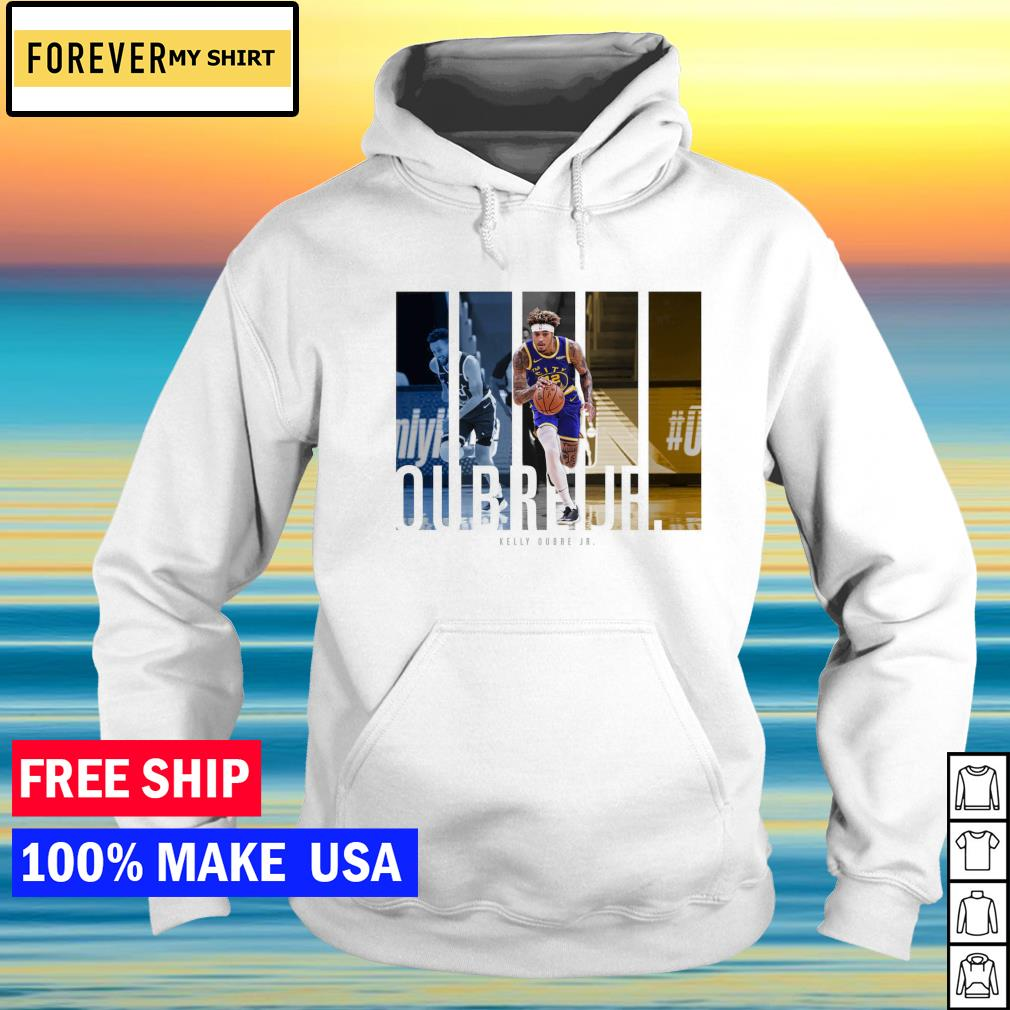Golden State Warriors Kelly Oubre Jr number 12 NBA s hoodie