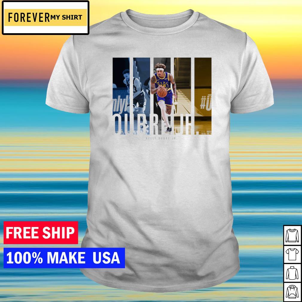 Golden State Warriors Kelly Oubre Jr number 12 NBA shirt