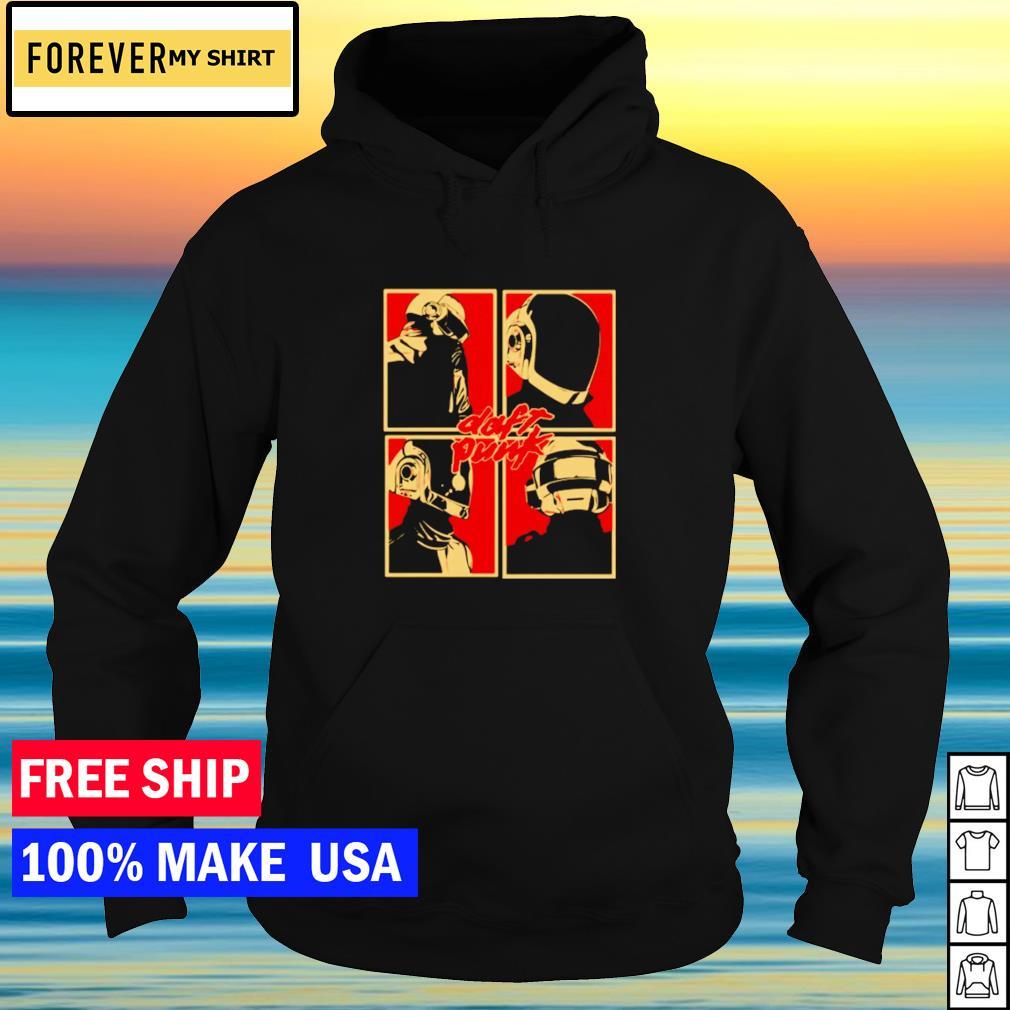 Official Daft Punk s hoodie