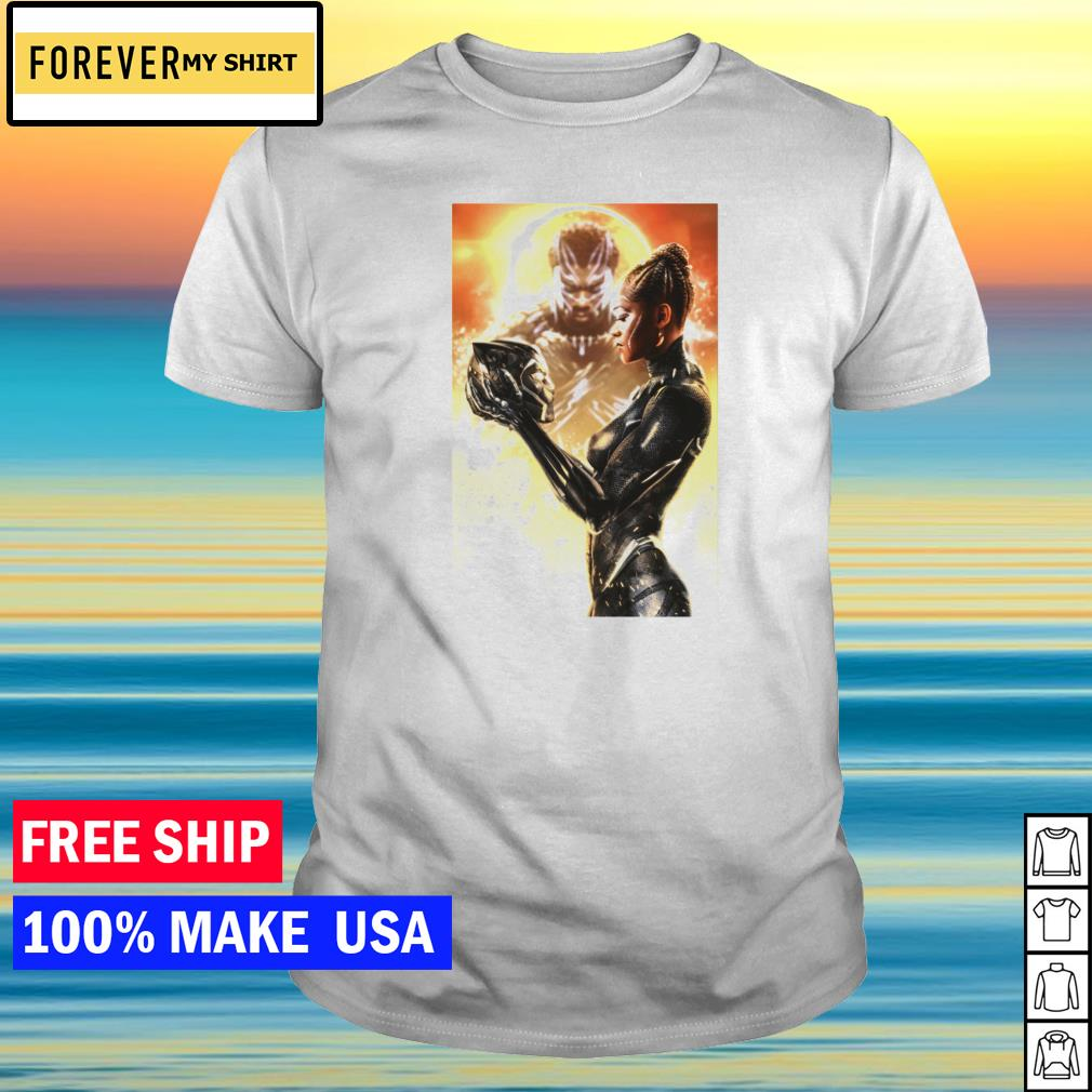 Shuri Black Panther Queen Wakanda Forever shirt