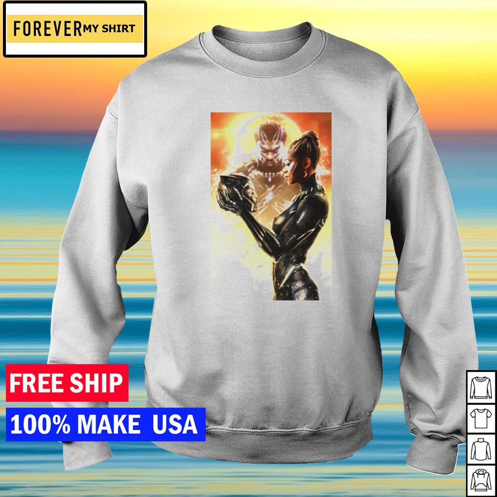 Shuri Black Panther Queen Wakanda Forever s sweater