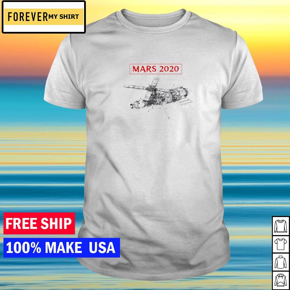 Spaceship mars 2020 NASA Shirt