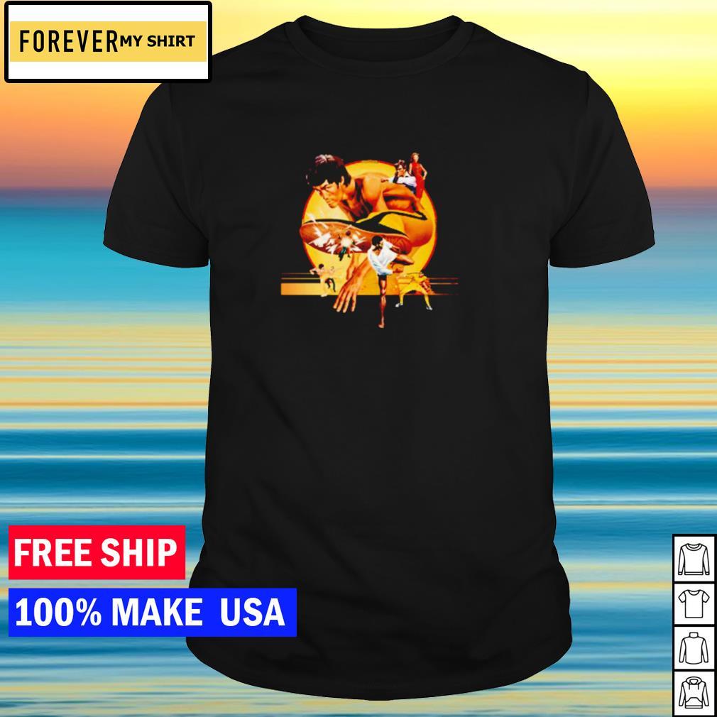 Kareem Abdul-Jabbar and Bruce Lee The Game of Death shirt