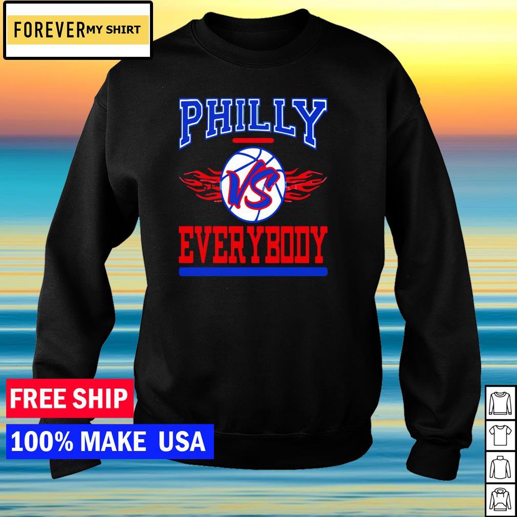 Philadelphia Phillies vs everybody MLB s sweater