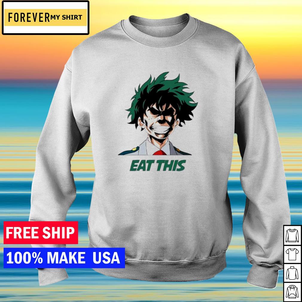 My Hero Academia Eat this s sweater