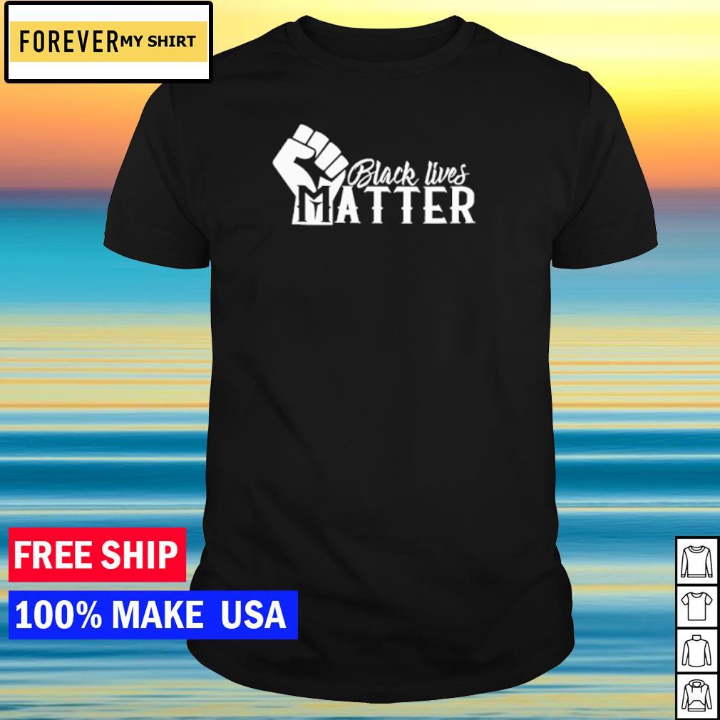 Official black lives matter shirt