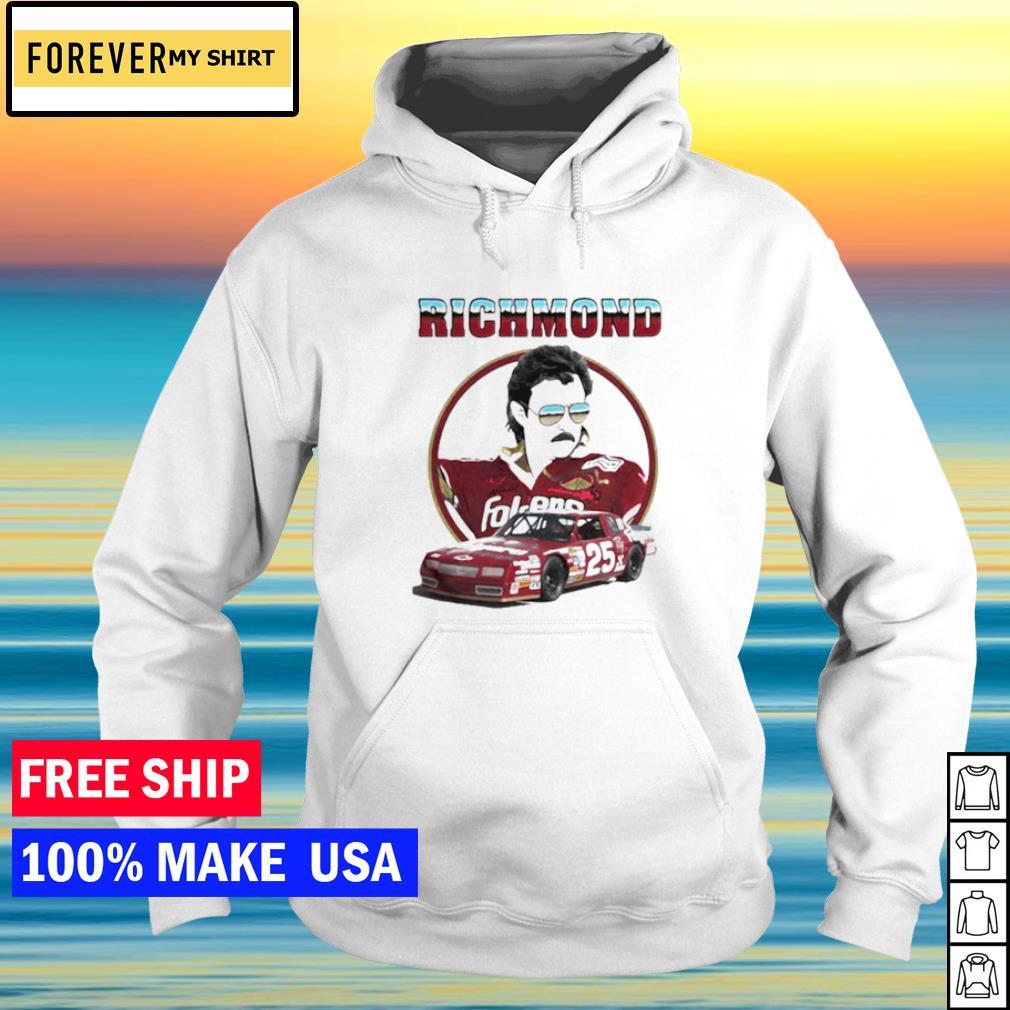 Richmond Folgers Nascar s hoodie
