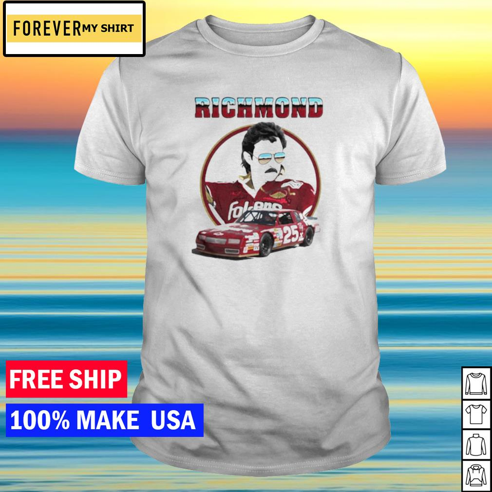 Richmond Folgers Nascar shirt