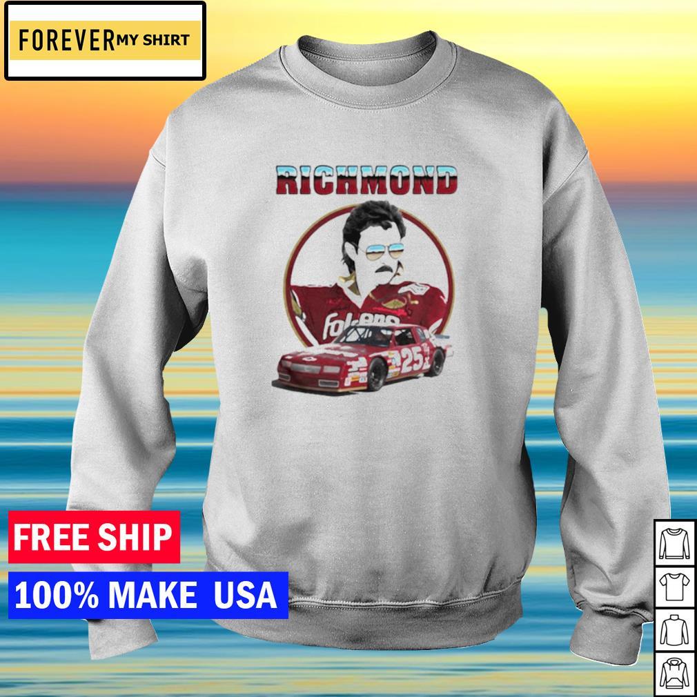 Richmond Folgers Nascar s sweater