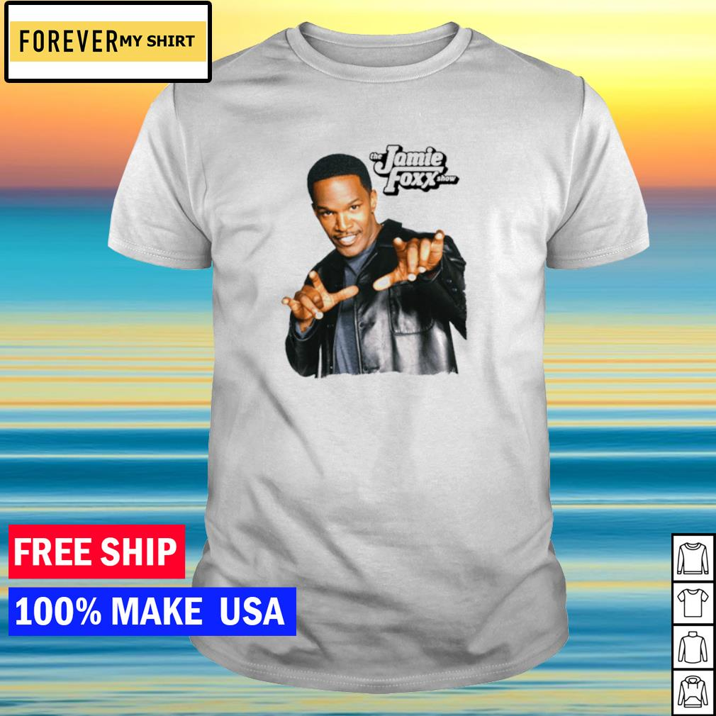 The Jamie Foxx shirt