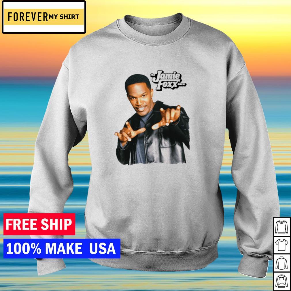 The Jamie Foxx s sweater