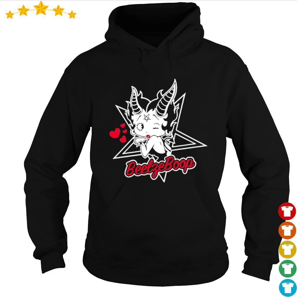 Satan girl Beelzeboop s hoodie