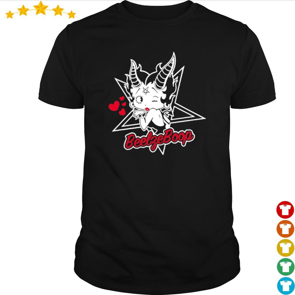 Satan girl Beelzeboop shirt