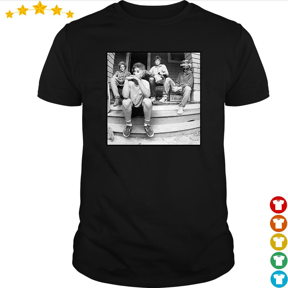 The Golden Girl sitting here shirt