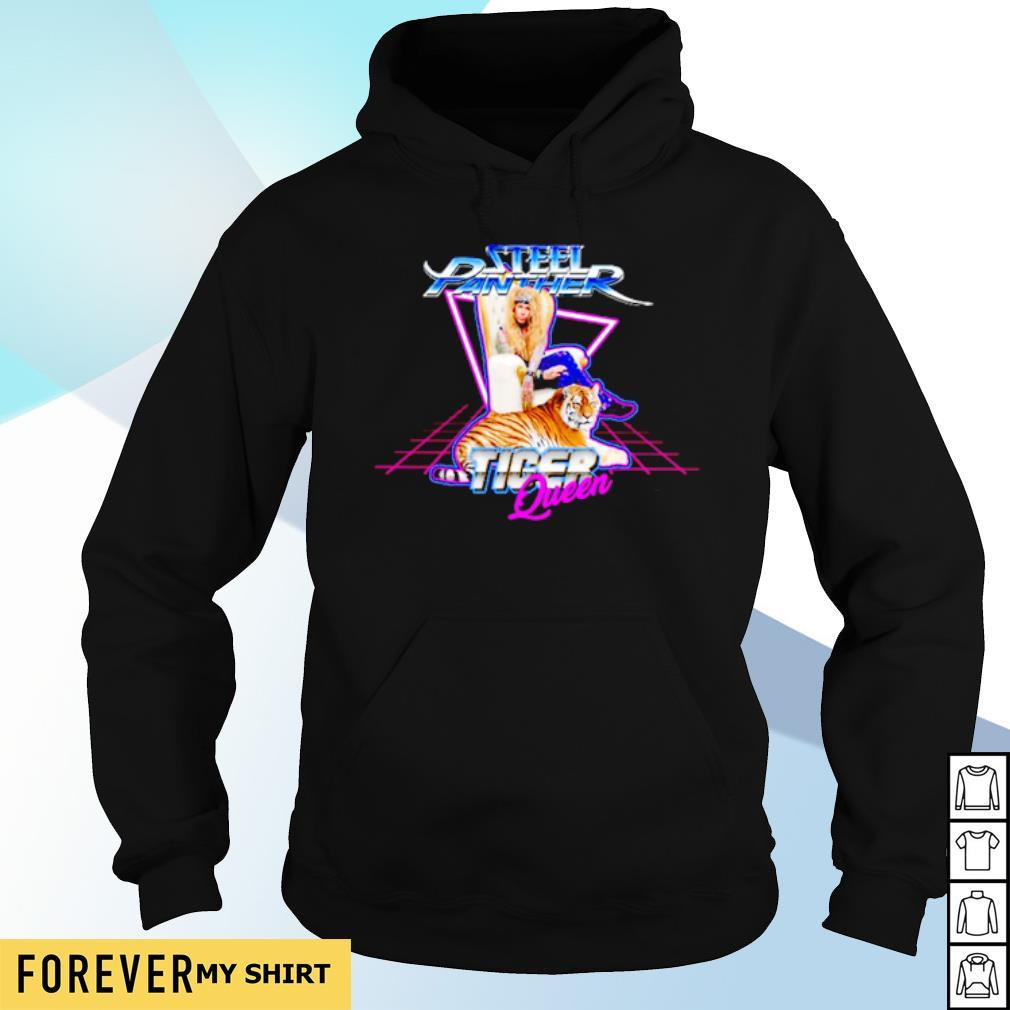 Steel Panther Tiger Queen s hoodie