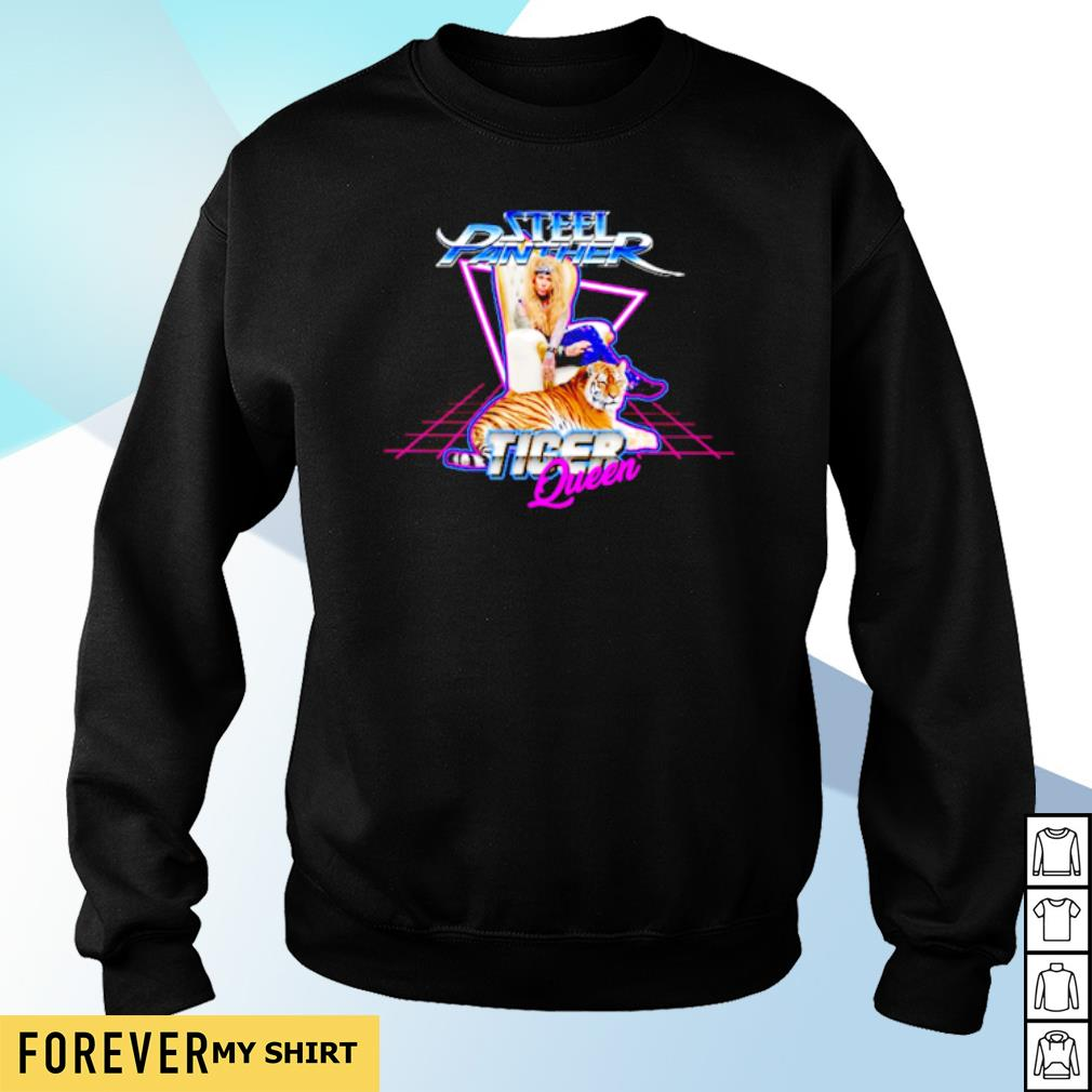 Steel Panther Tiger Queen s sweater