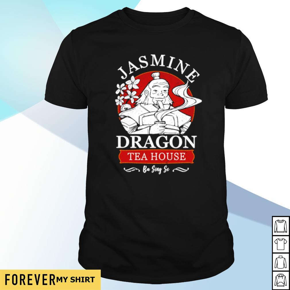 Jasmine Dragon tea house ba sing se shirt