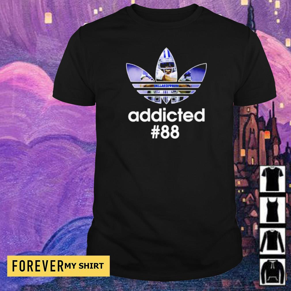 Adidas Dallas Cowboys addicted #88 shirt