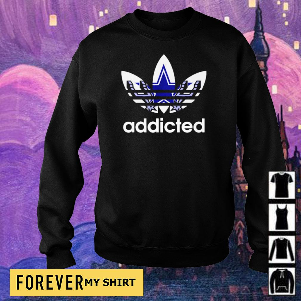 Dallas Cowboys Adidas addicted s sweater