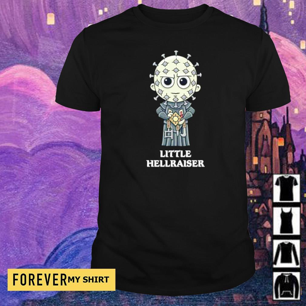 Little Hellraiser chibi shirt