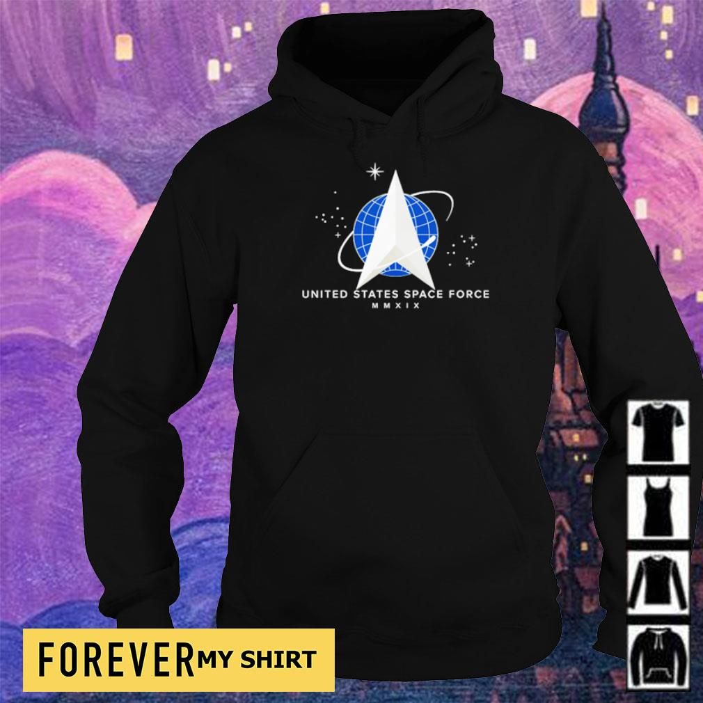 United States Space Force MMXIX s hoodie