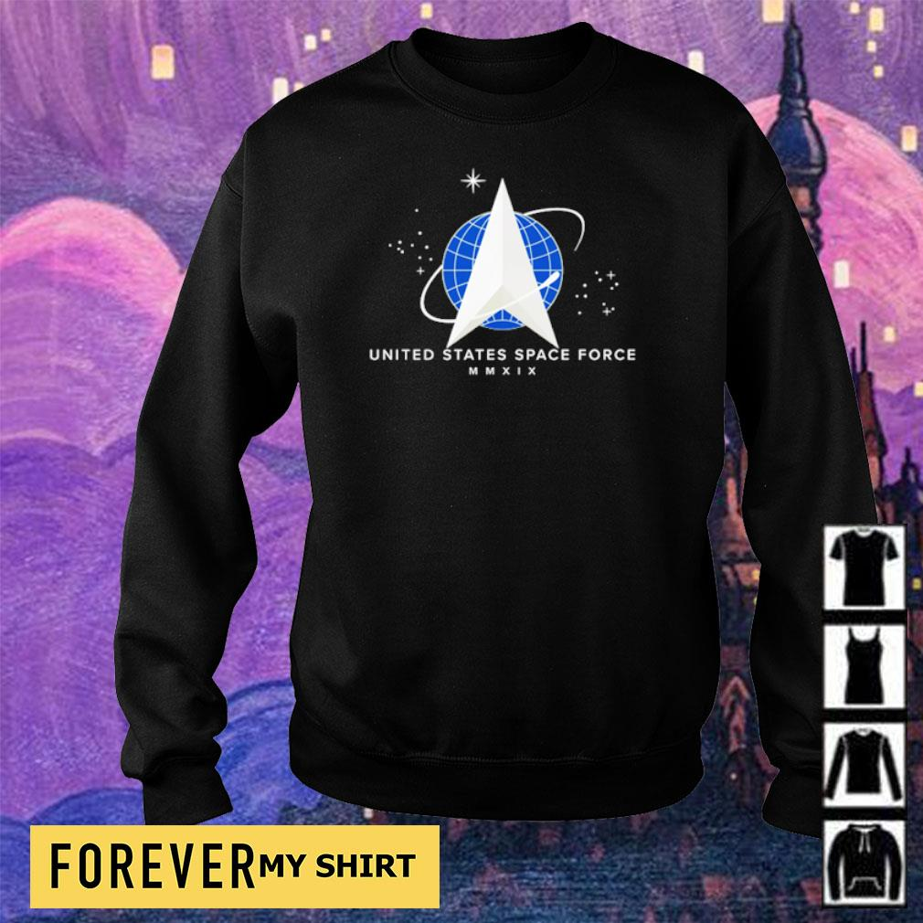 United States Space Force MMXIX s sweater