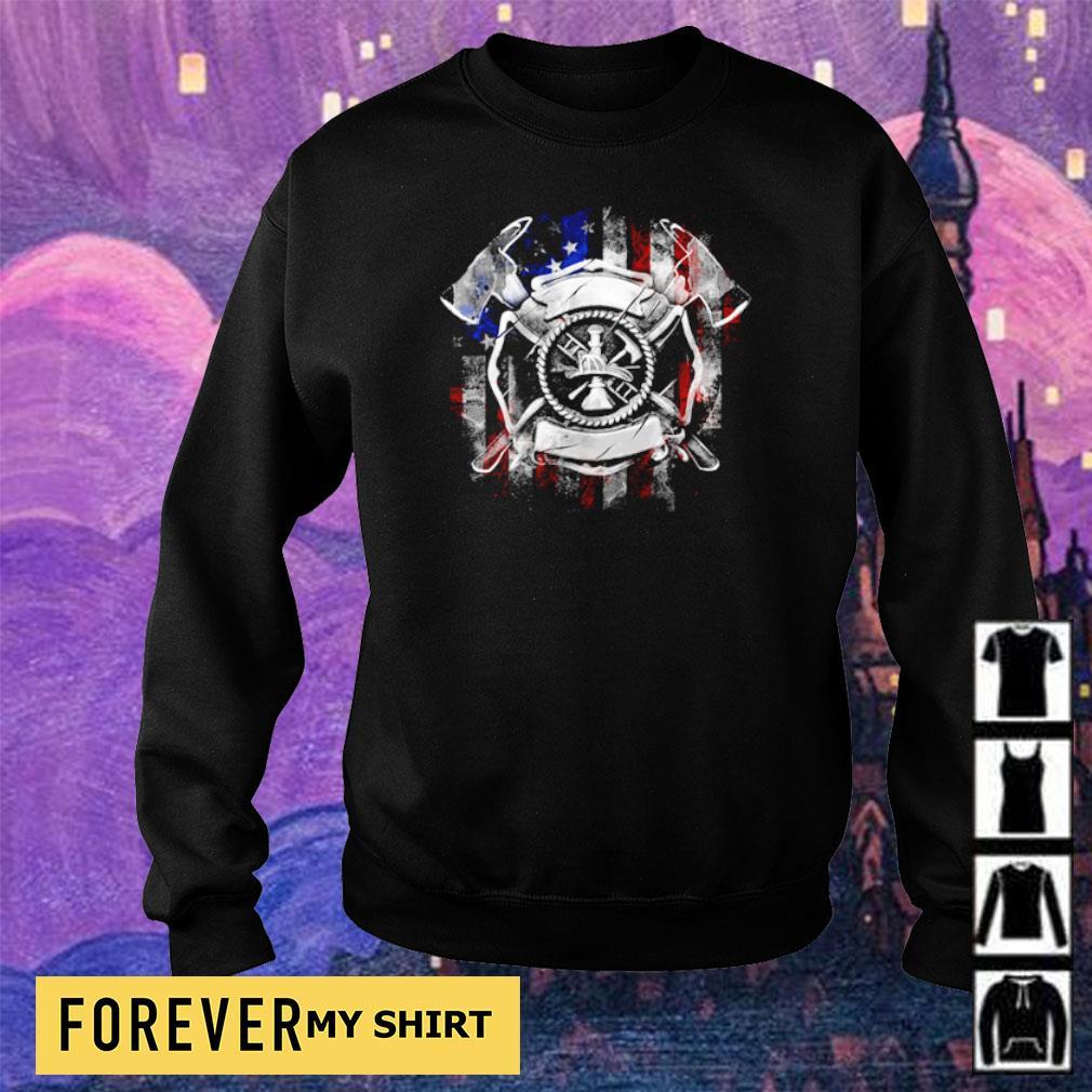 Axe Viking America Flag s sweater