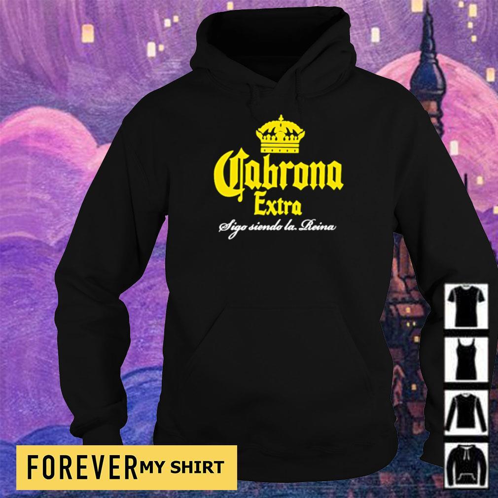 Corona Extra sigo siendo la reina s hoodie