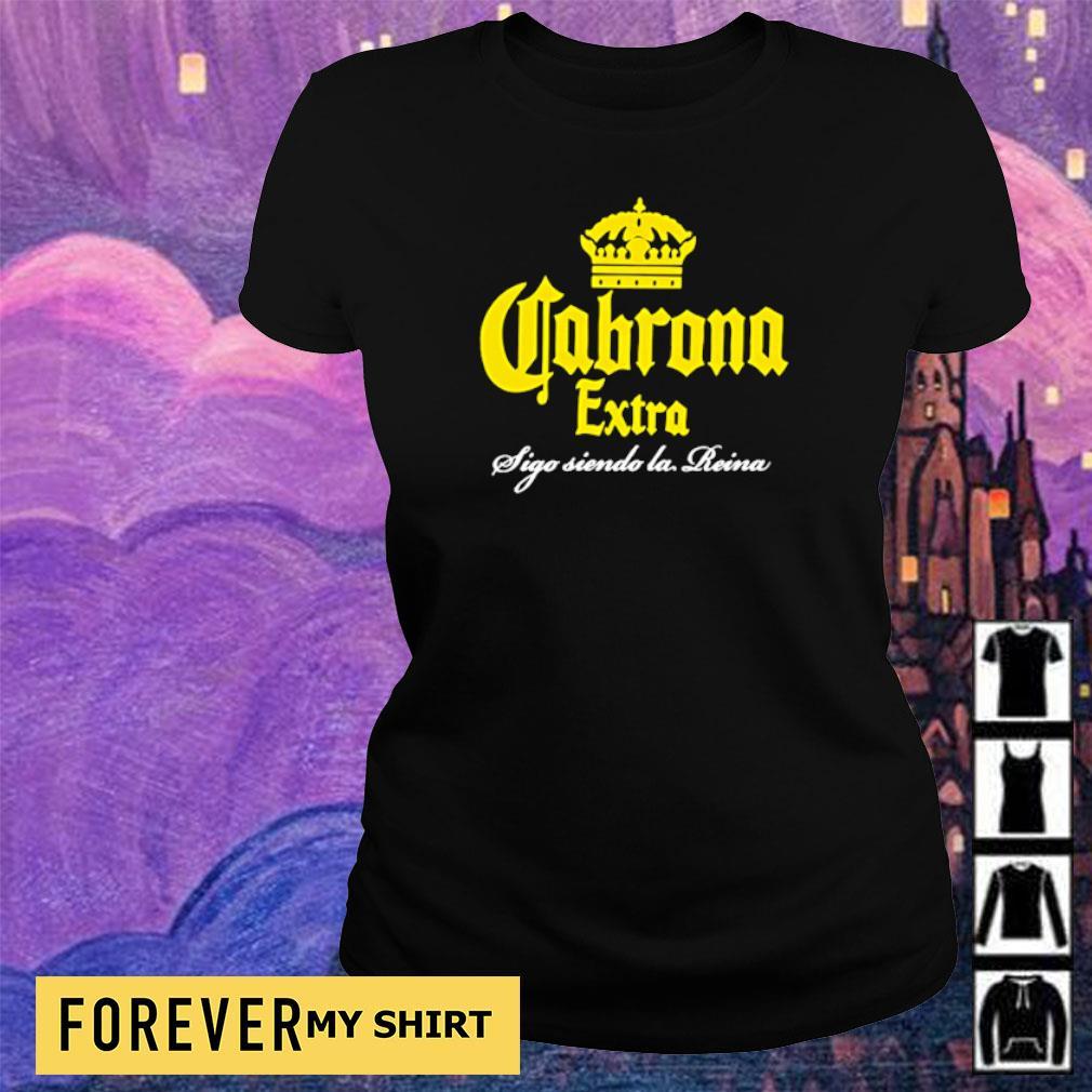 Corona Extra sigo siendo la reina s ladies tee