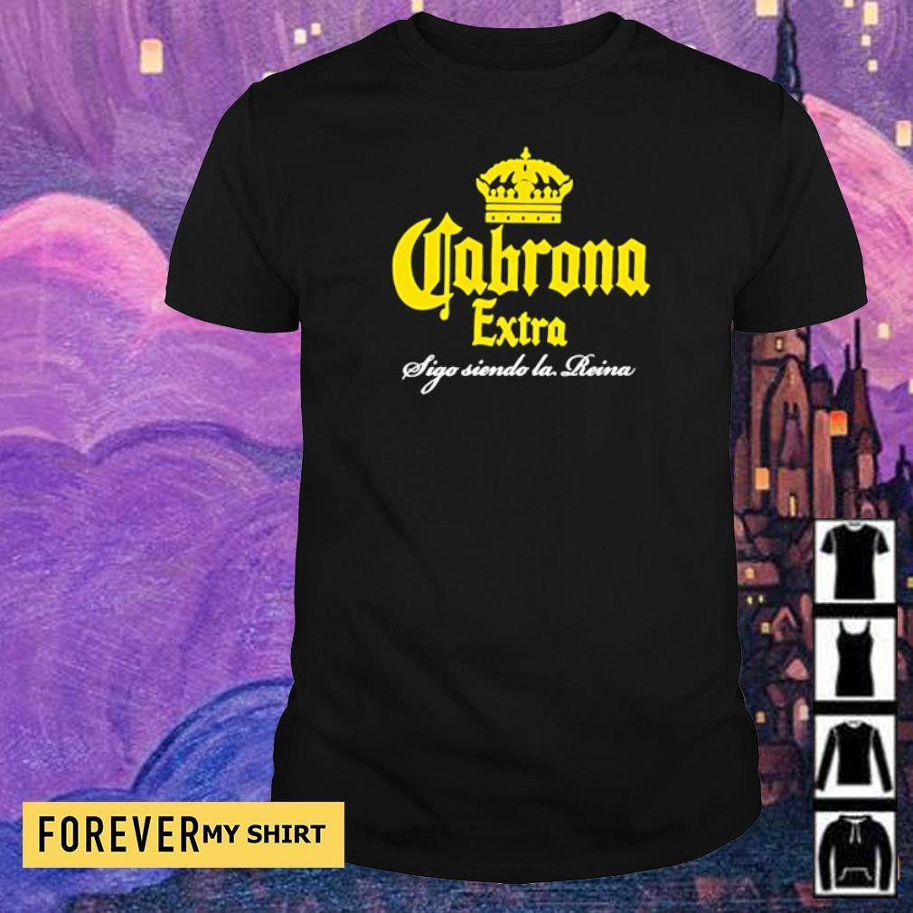 Corona Extra sigo siendo la reina shirt