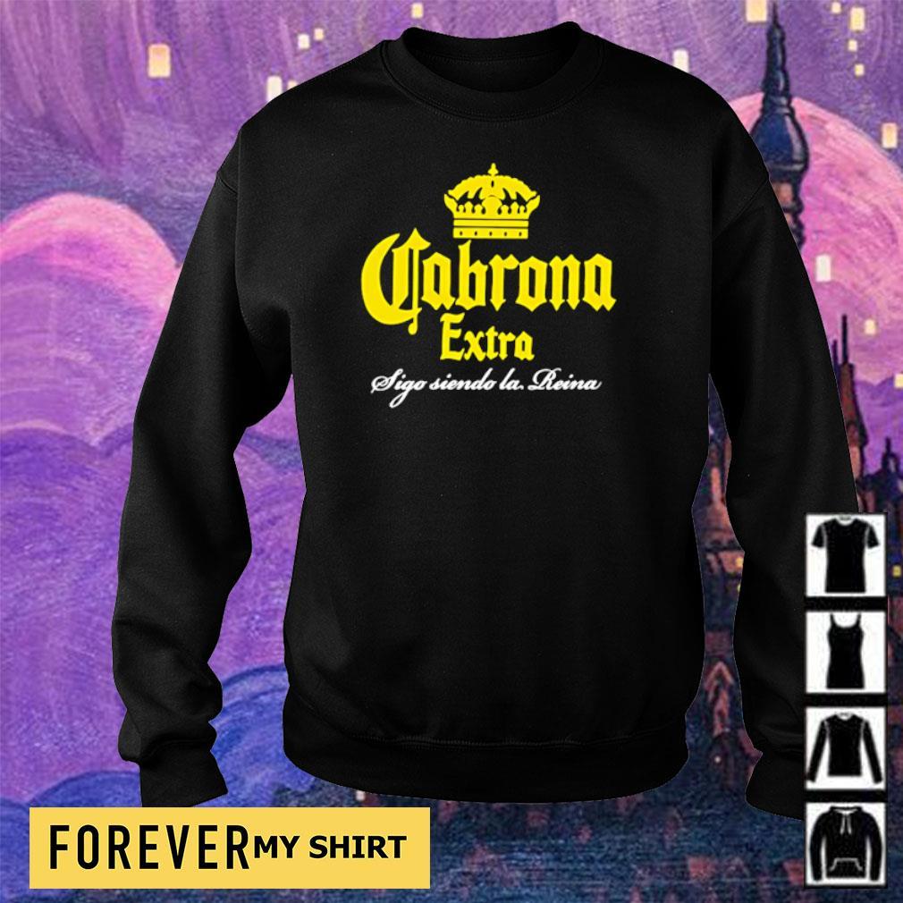 Corona Extra sigo siendo la reina s sweater