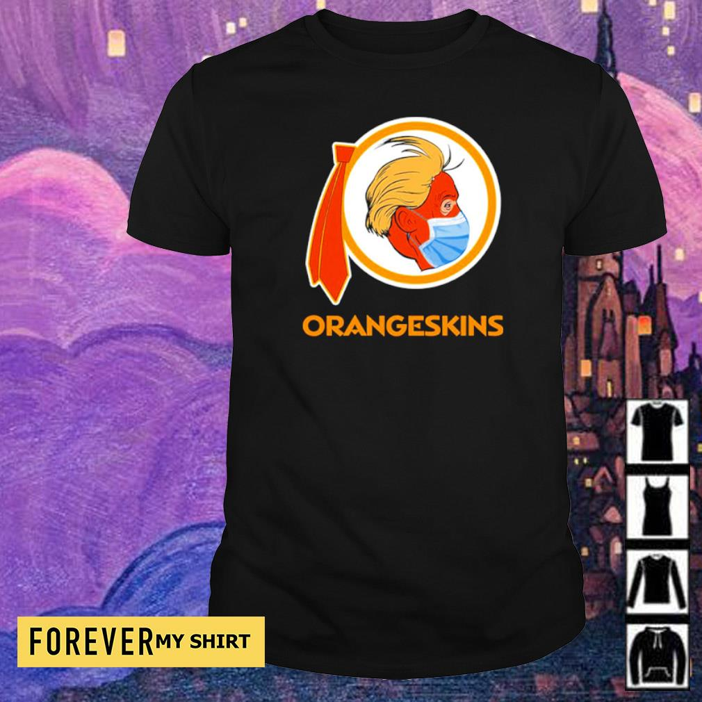 Donald Trump Orangeskins shirt