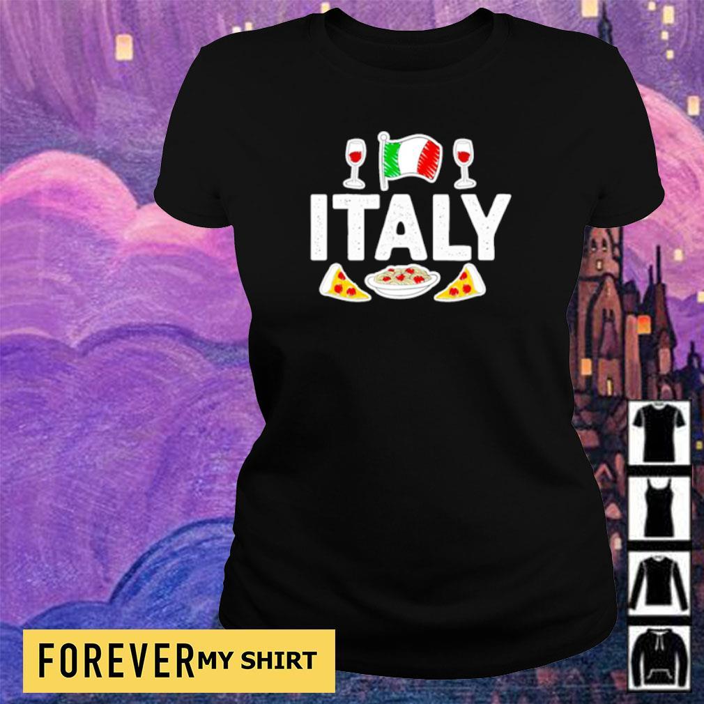 Holidays Italy Birthday Gift Christmas s ladies tee