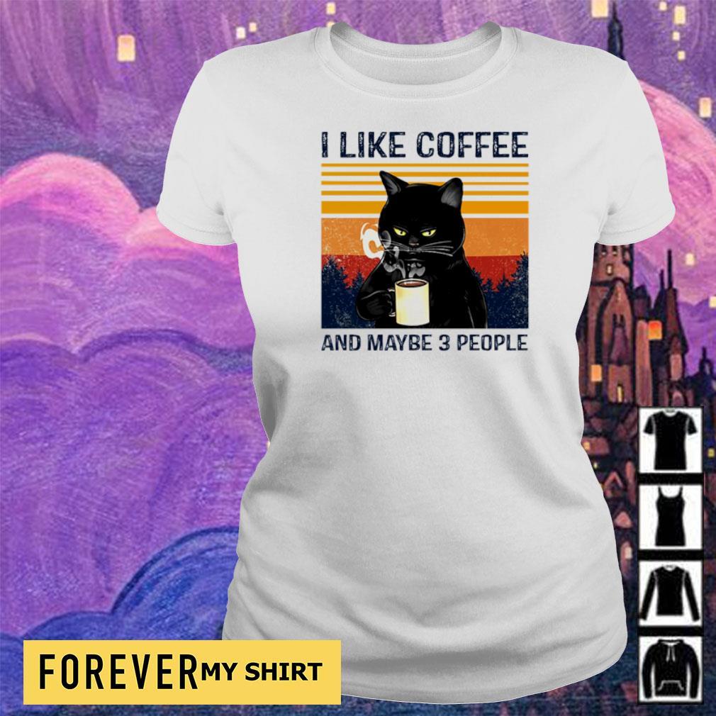 I lkfe coffee and maybe 3 people s ladies