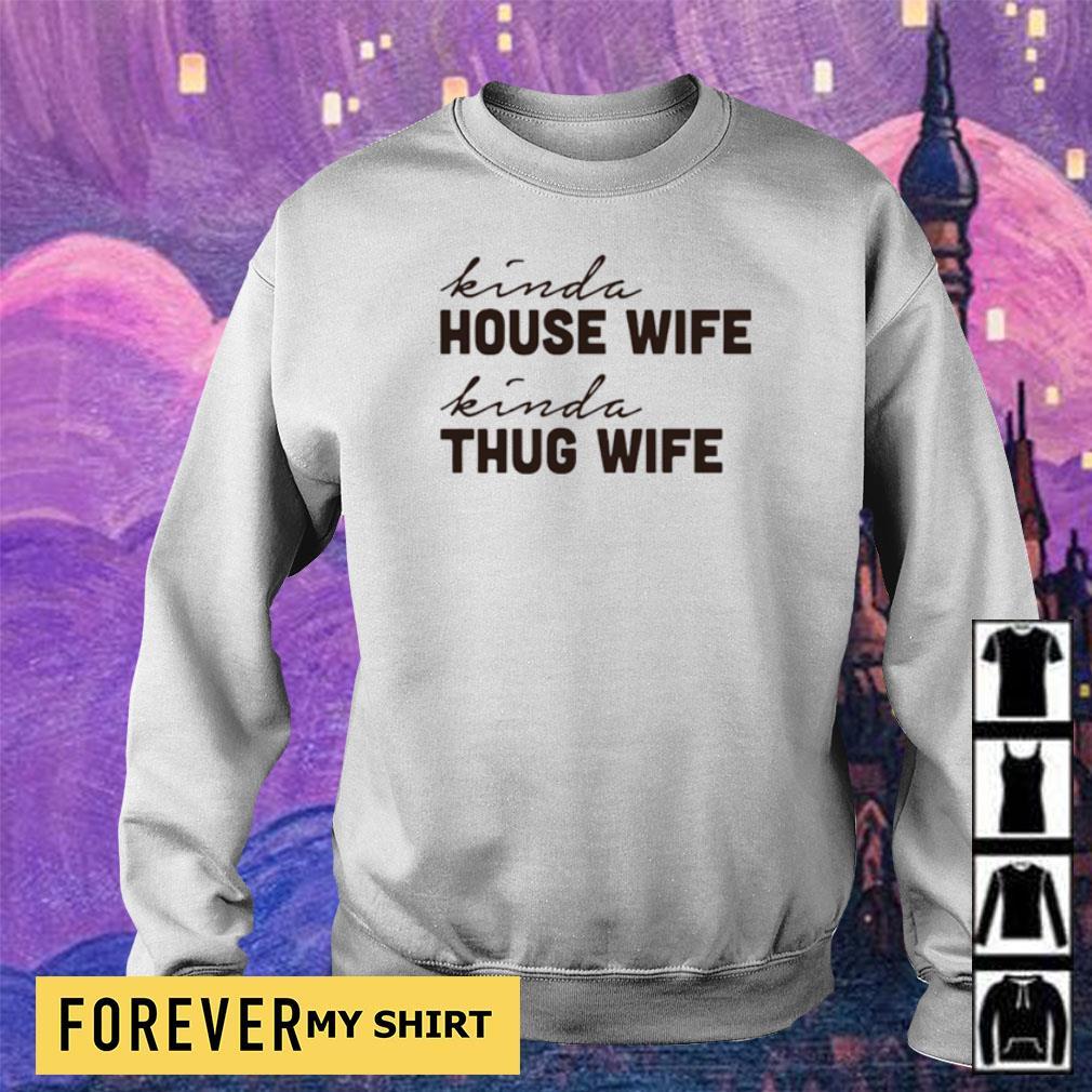 Kind house wife kind thug wife s sweater