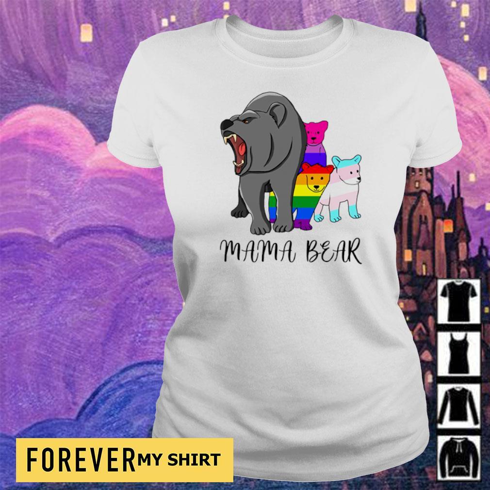 LGBT pride mama bear s ladies