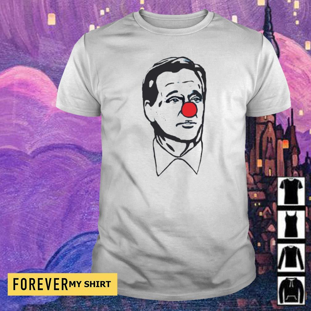 Matt Patricia Goodell Clown shirt