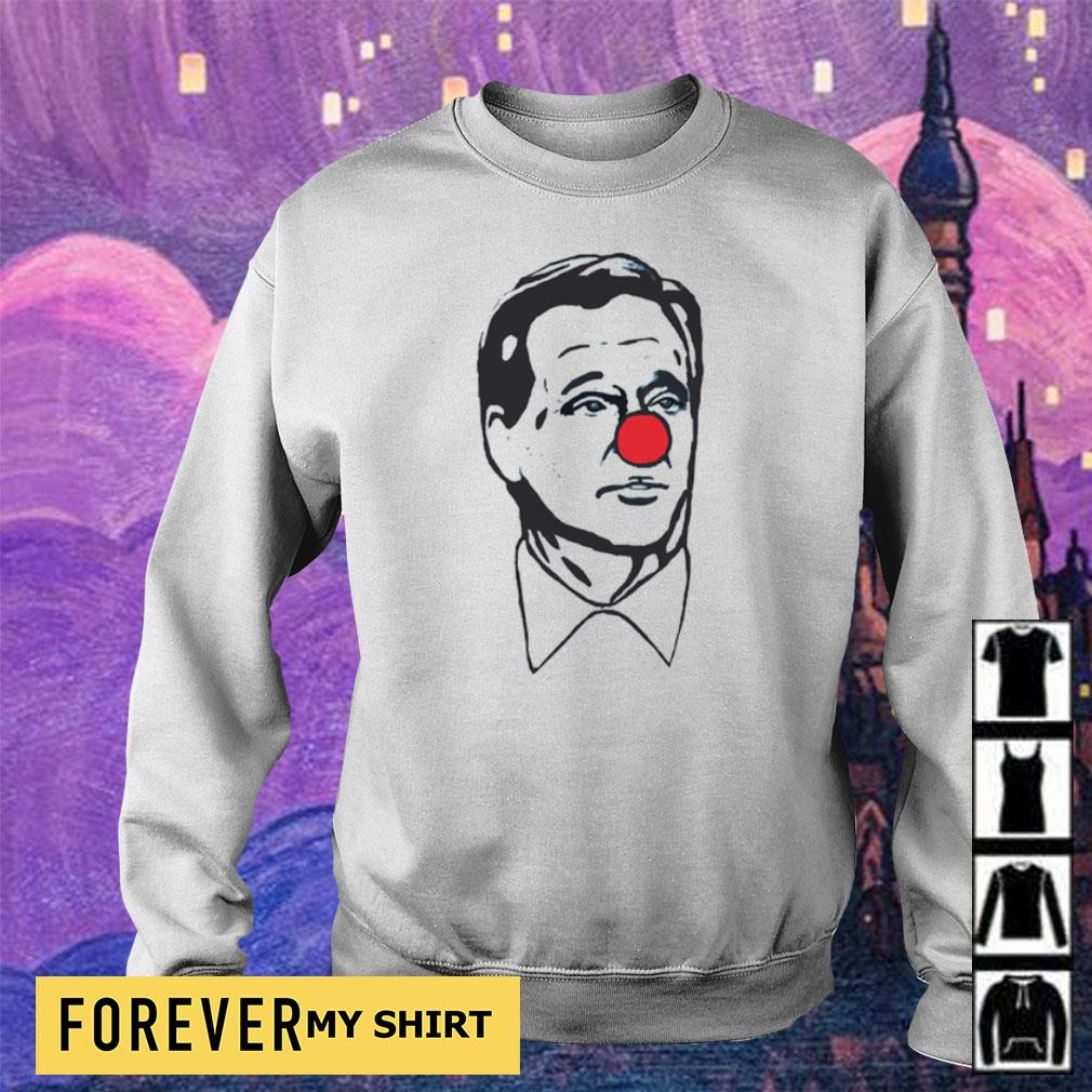 Matt Patricia Goodell Clown s sweater