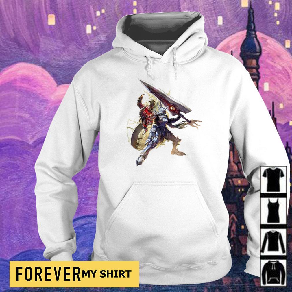 Nightmare from Soulcalibur VI Azure s hoodie