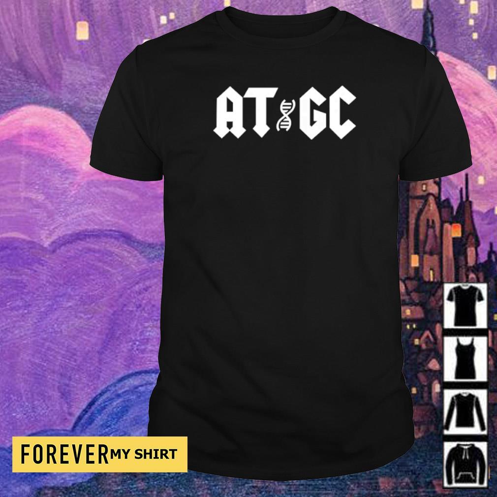 Official ATGC shirt