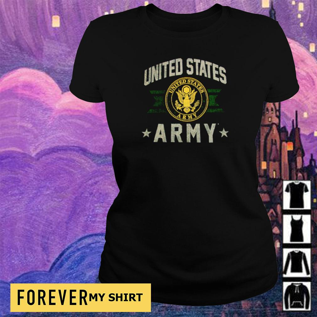 Official United States Army s ladies tee