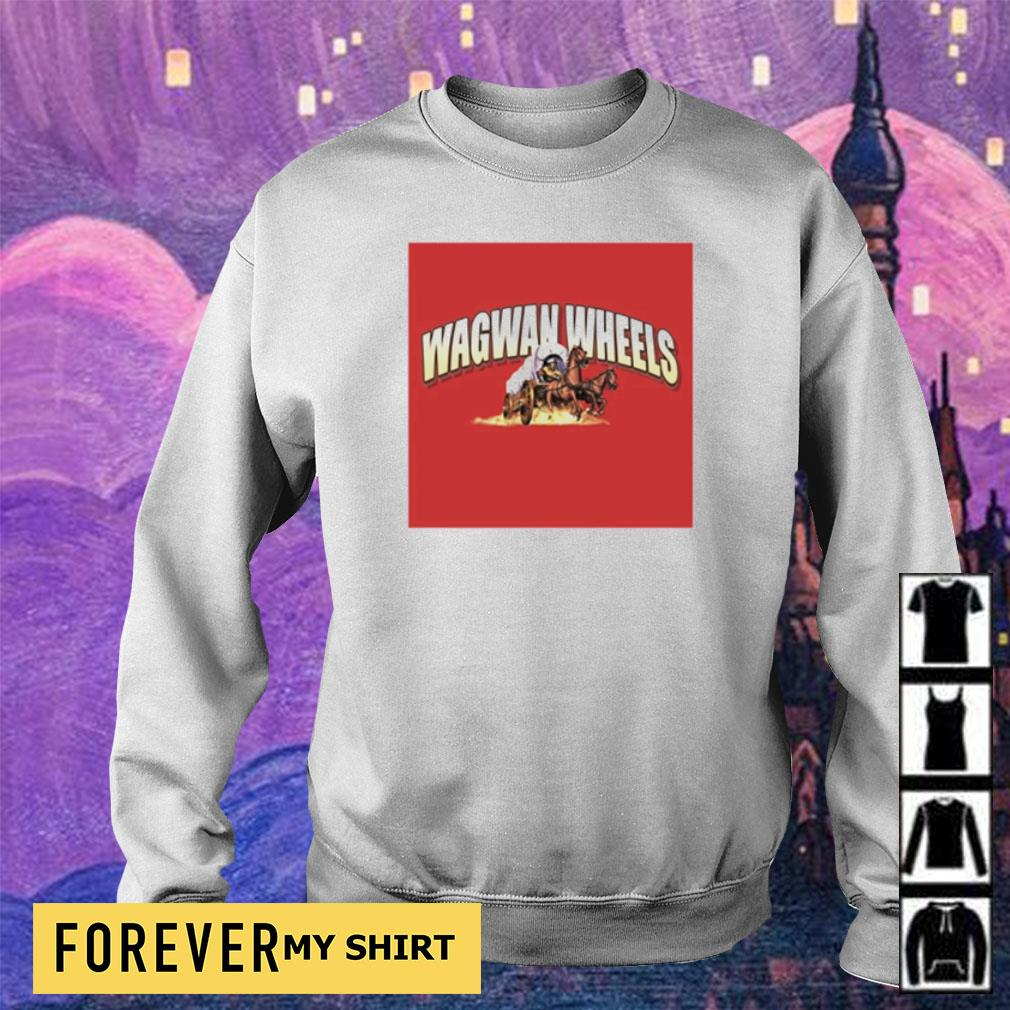 Official Wagwan Wheels s sweater