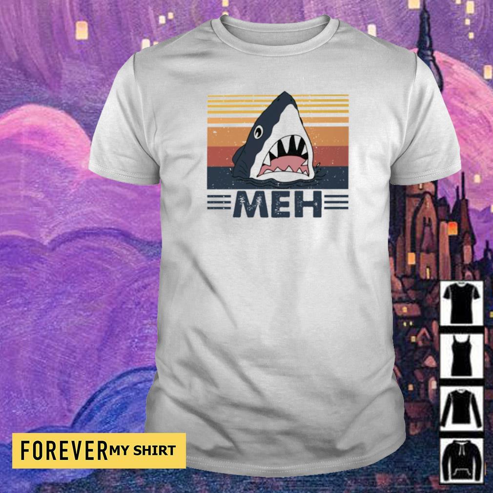 Shark meh vintage shirt