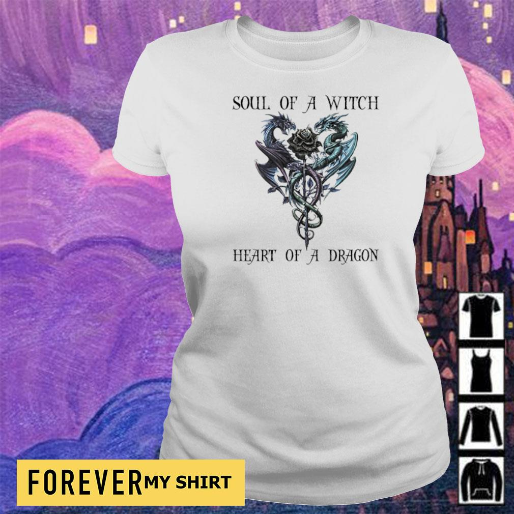 Soul of a witch heart of a dragon s ladies