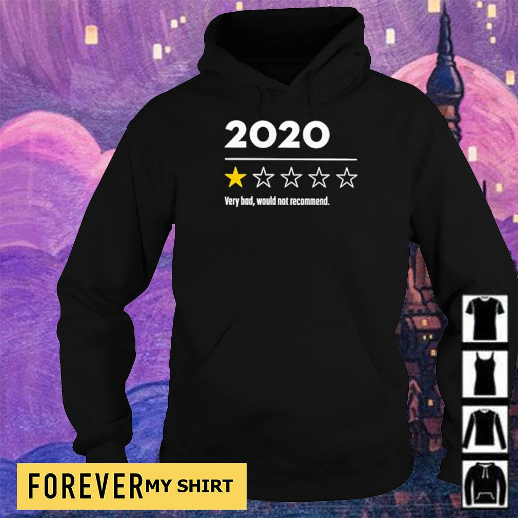 1 star 2020 very bad would not recommend s hoodie