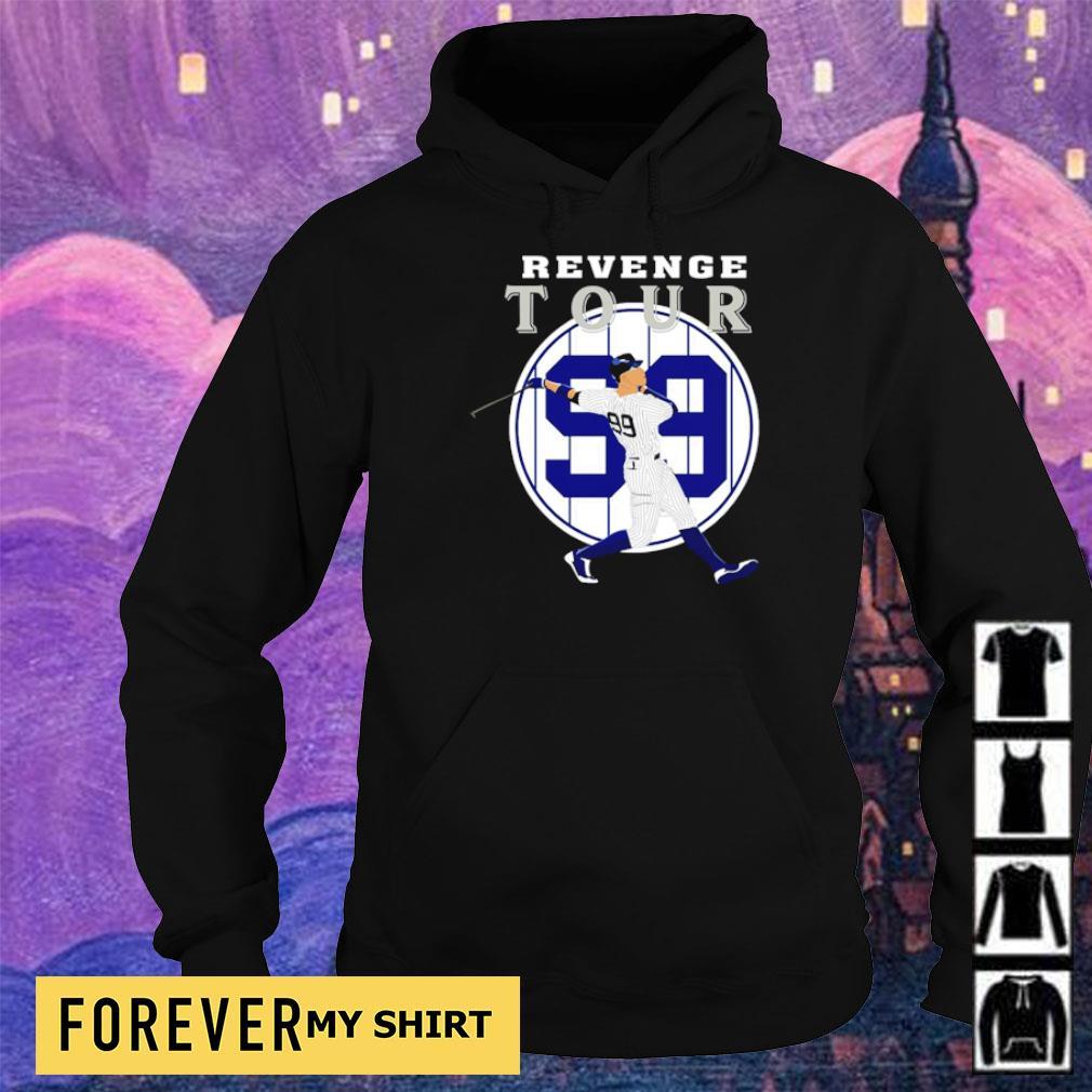 99 Aaron Judge revenge tour s hoodie