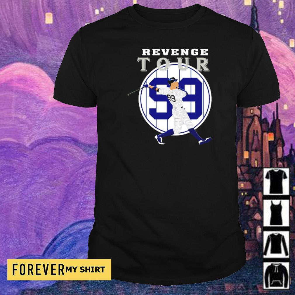 99 Aaron Judge revenge tour shirt