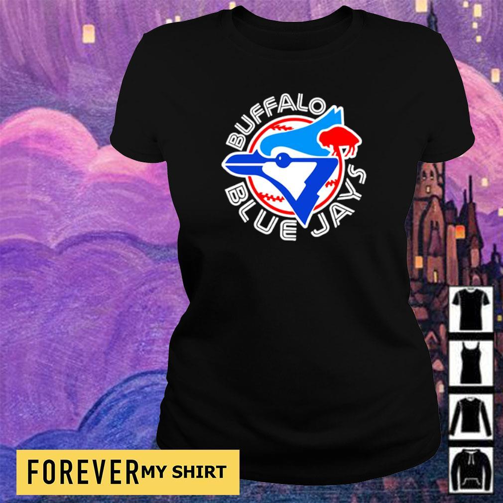 Buffalo Blue Jays s ladies tee